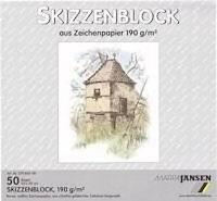 Schetsblok vierkant 579-805 | Marpa jansen