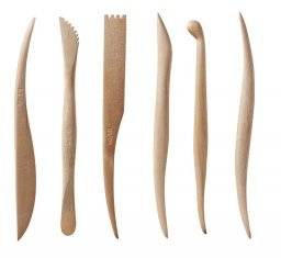 Palmhout spatelset 6dlg 570.240 | Ami
