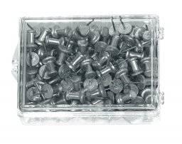 Doosje aluminium pushpins 4-100   Ami