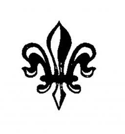 Zegellakstempel 0031 frans lelie | Artemio