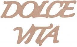 Ecoshape tekst dolce vita | Pronty