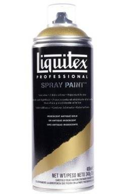 Spraypaint metal 400ml. | Liquitex