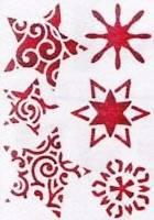 Sjabloon A6 329.017 kerst | Pronty