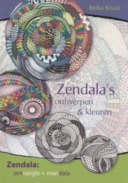Zendala ontwerpen & kleuren | Akasha