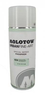 Spuitbus phosphor verf   Molotow