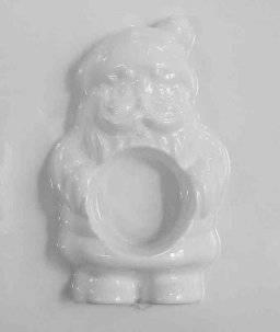 Gietmal waxine kerstman 4349