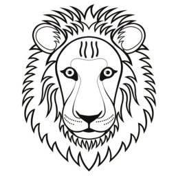 Crazymals masker leeuw 14030034 | Artemio
