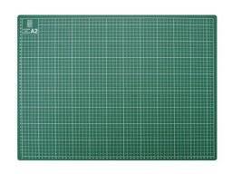 Groene snijmat 45x60 cm