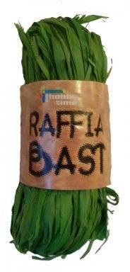 Raffia gekleurd 50gr  6 3804 | Hobby time