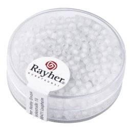 Rocailles arktis mat 14-309-102   Rayher