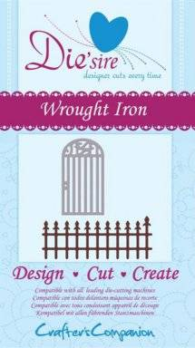 Die-sire wrought iron | Crafters companion