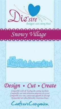 Die-sire snowy village | Crafters companion