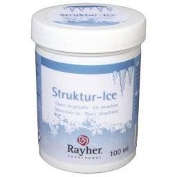 Structuur ijs 100ml 38-716-000 | Rayher
