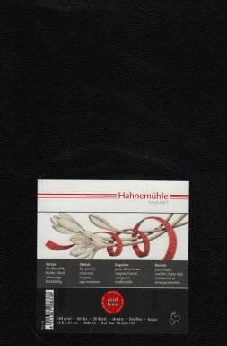 Zwart tekenschrift 140gr | Hahnemuhle