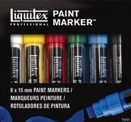 Paint marker assortiment 15mm | Liquitex