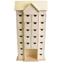 Adventskalender huis 14001542 | Artemio