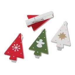 Wasknijpers kerstboom 8004925 | Knorr prandell