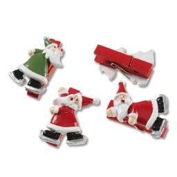 Wasknijpers kerstman 8004844 | Knorr prandell