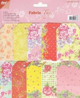 Fabric tags 6013/0782 | Joy
