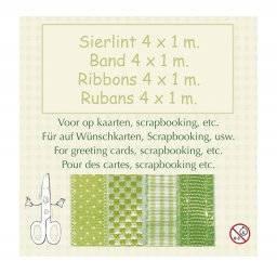 Sierlint set licht groen 8916 | Leane creatief