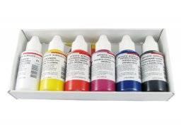 Acrylverfset basic 6 x 100 ml | Ara