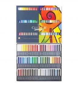 Pastel carre set 72 stuks | Cretacolor