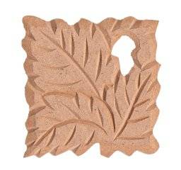Mdf ornament 318 vierkant bladen | Pronty