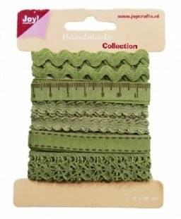 Lint handmade groen 6300/0335 | Joy