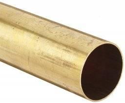 Messing profiel brass tube | Albion alloys