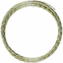 Alu wire vormdraad diamond cut