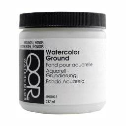 Qor watercolor ground 237ml | Golden