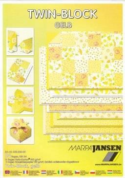 Twin block geel 308.200 | Marpa jansen