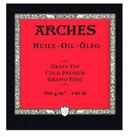 Olieverfpapier 56x78 5vel   Arches