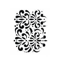 Schminksjabloon ornament 38-842 | Rayher