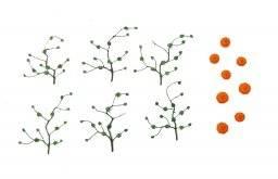 Hoscale pumpkins 95531   JTT