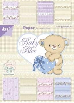 Paper babybloc 6011/0042   Joy
