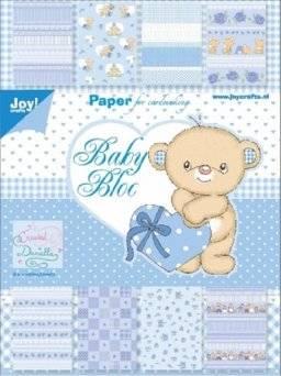 Paper babybloc boy 6011/0041   Joy