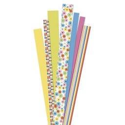 Papierstroken flower garden 918 | Rayher