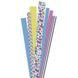Papierstroken flower garden 919 | Rayher