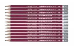 Tekenpotloden cleos per 12 stuks | Cretacolor
