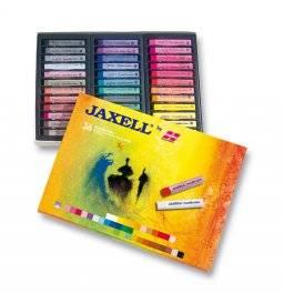Softpastels set 36 stuks | Jaxell