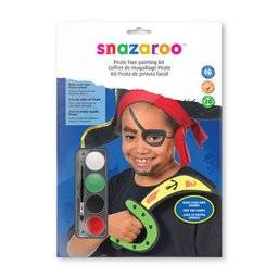 Face paint kit piraat 1184014 | Snazaroo