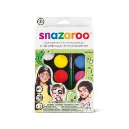 Face paint kit unisex 1180102 | Snazaroo