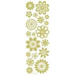 Kaarsendecoratie 134023 goud