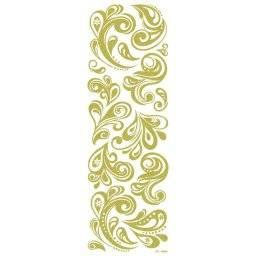 Kaarsendecoratie 134021 goud