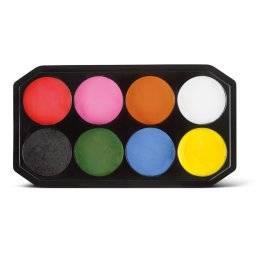 Schmink palet 8 x 18ml 1194040 | Snazaroo