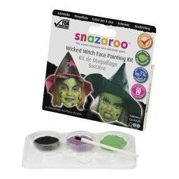 Schmink set wicked witch 1184120 | Snazaroo
