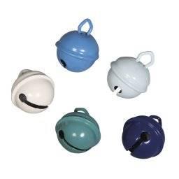 Metalen belletjes gekleurd blauw | Rayher