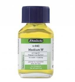 Medium W 60ml 50043 | Schmincke