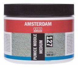 Amsterdam pumice middle med 127 | Talens